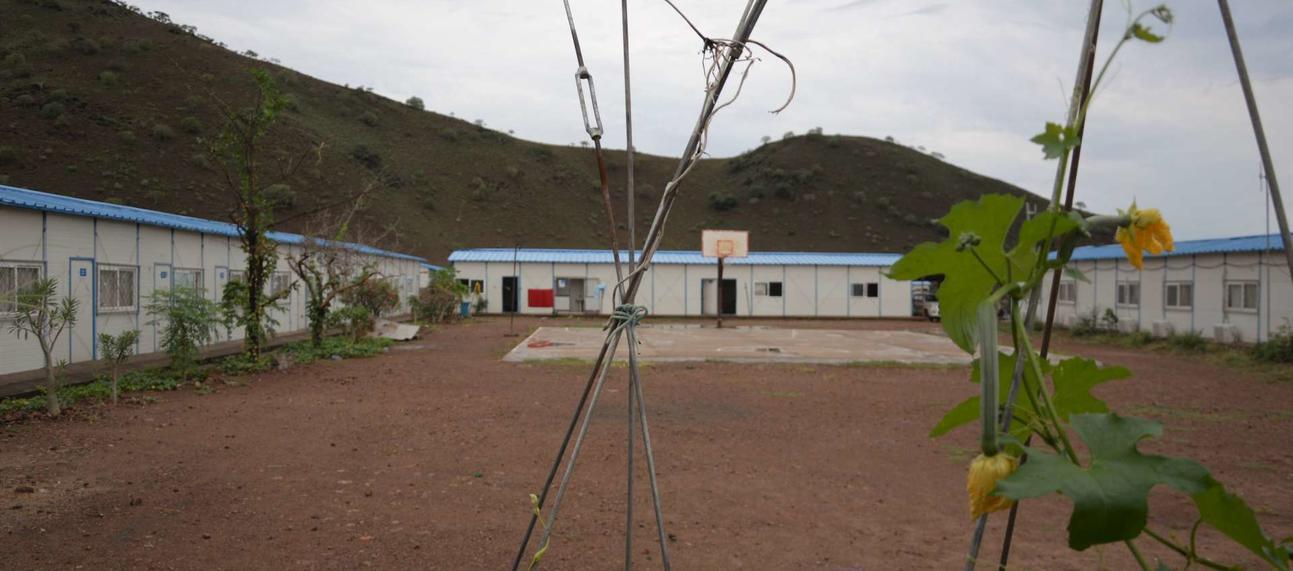 ethiopia camp