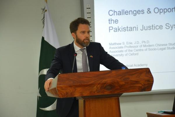062019 pakistan federal judicial academcy lecture