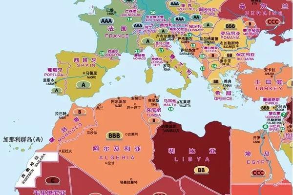 risk map mediterranean
