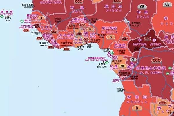 risk map sao tome