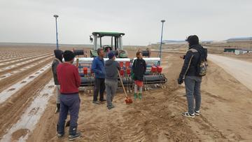 Tajik Agriculture